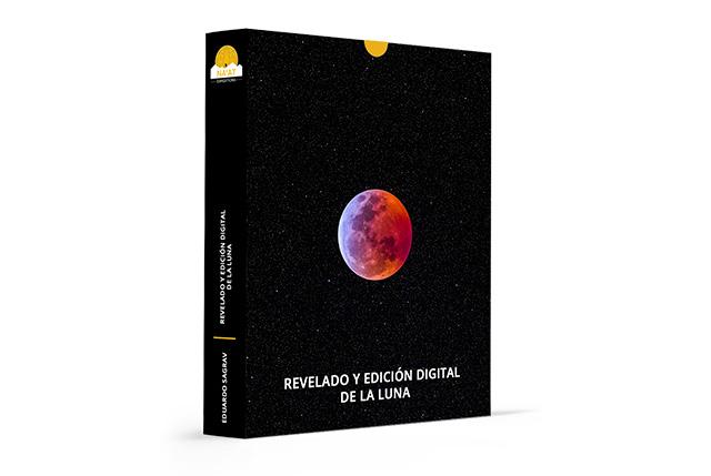 Revelado y edición digital: Eclipse Lunar